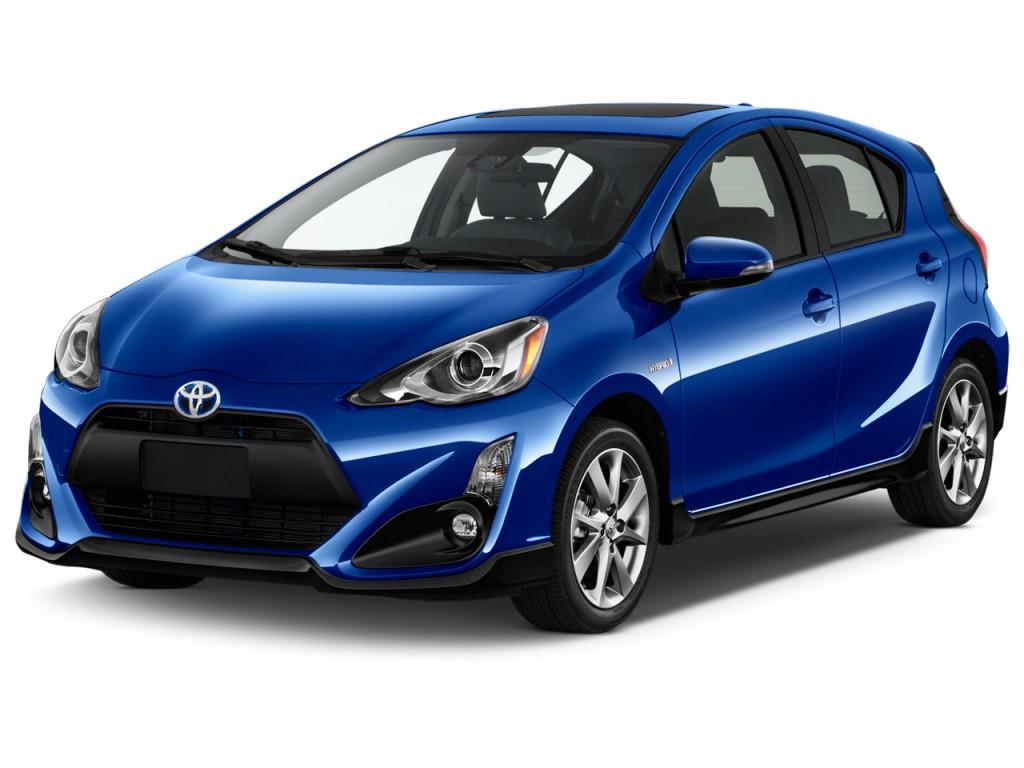 Toyota Aqua (Hybrid)